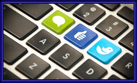 Social Media Services  - Facebook, Twitter, YouTube, LinkedIn, G+, Blogs...