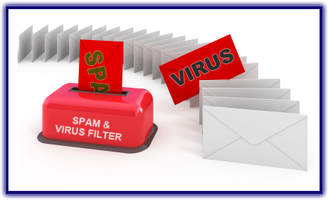 Email Anti-Spam & Virus Filter
