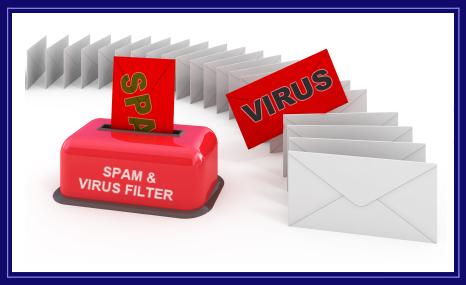 Email Anti-Spam & Virus Filter